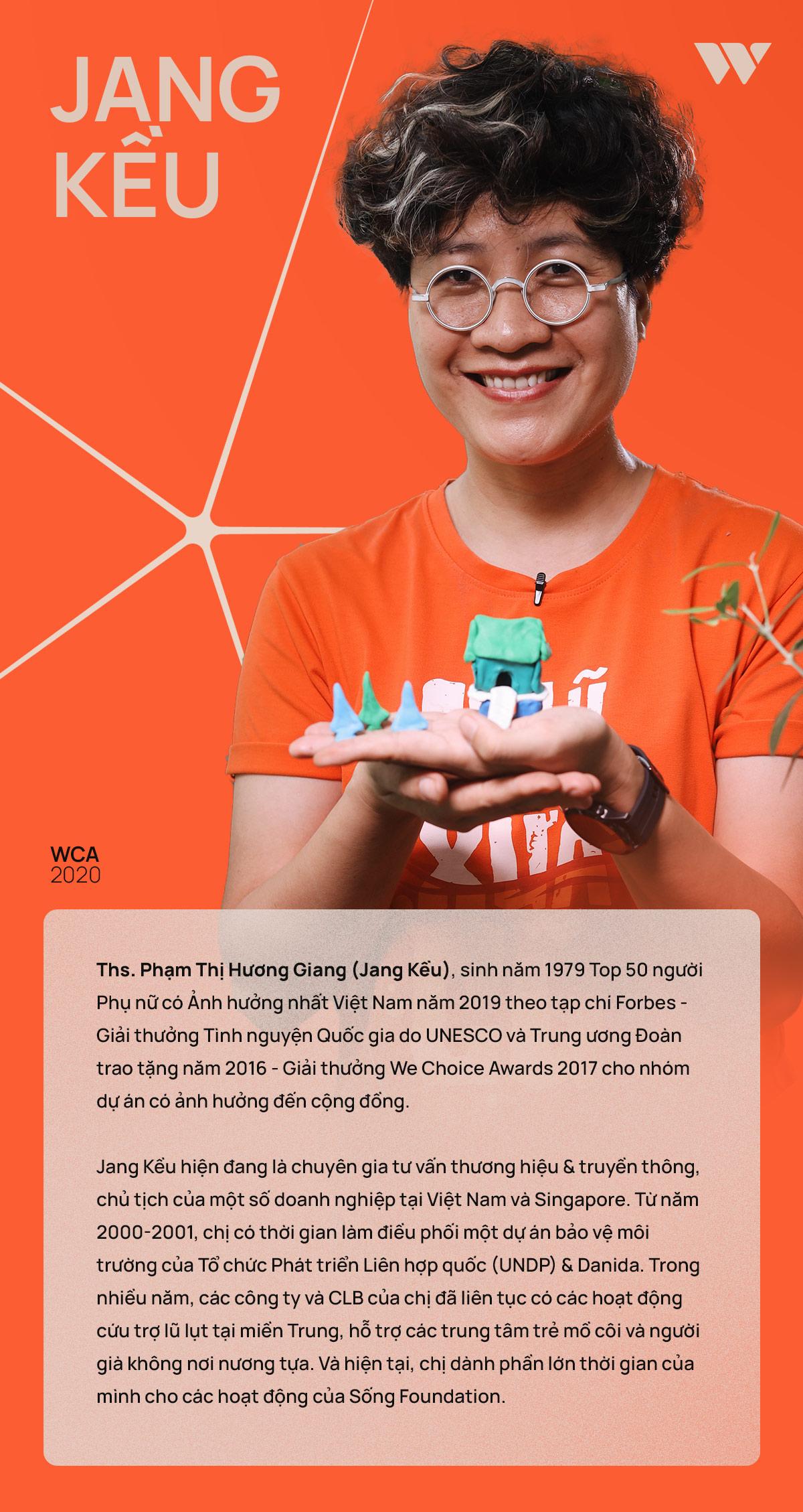"""Jang Kều, người phụ nữ đứng đằng sau dự án Nhà Chống Lũ: Từng từ chối 75 tỷ vì muốn thay đổi tư duy """"cho – nhận"""" trong từ thiện - Ảnh 3."""