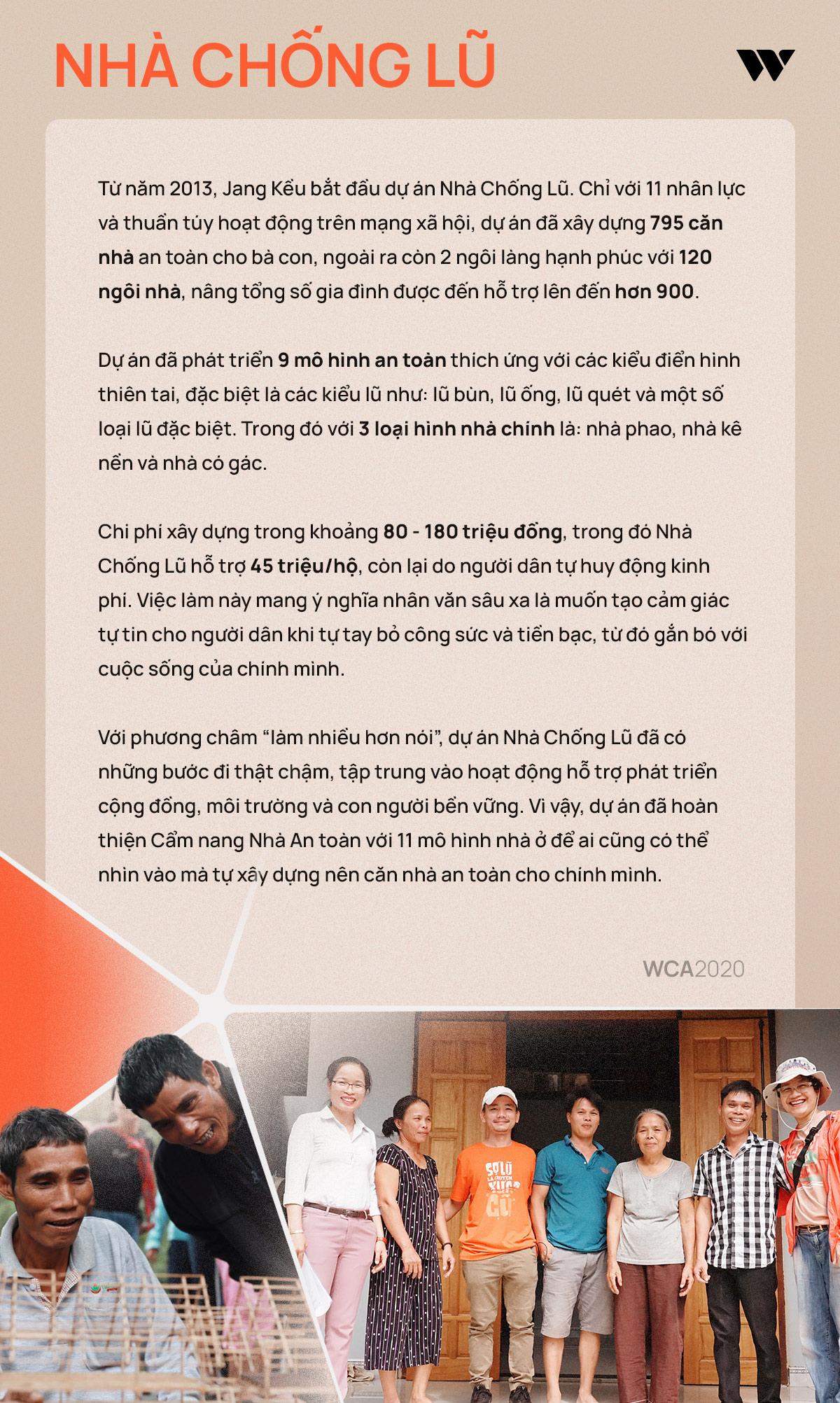 """Jang Kều, người phụ nữ đứng đằng sau dự án Nhà Chống Lũ: Từng từ chối 75 tỷ vì muốn thay đổi tư duy """"cho - nhận"""" trong từ thiện - Ảnh 7."""