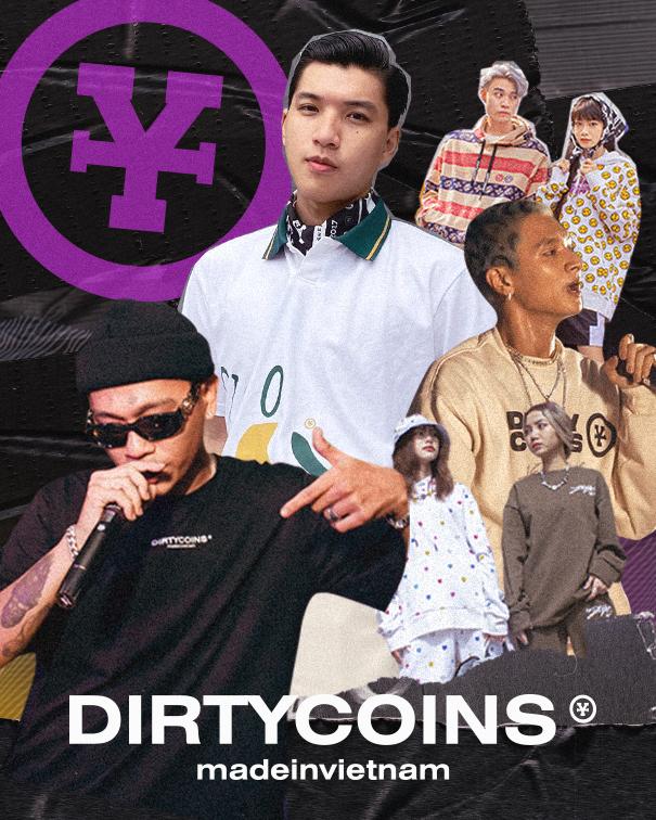 Dirty Coins - Local brand hướng tới giá trị cộng đồng, khuyến khích bạn mạo hiểm trong phong cách ăn mặc của chính mình - Ảnh 1.