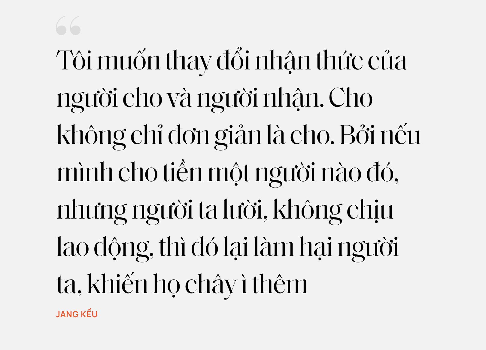 """Jang Kều, người phụ nữ đứng đằng sau dự án Nhà Chống Lũ: Từng từ chối 75 tỷ vì muốn thay đổi tư duy """"cho - nhận"""" trong từ thiện - Ảnh 12."""