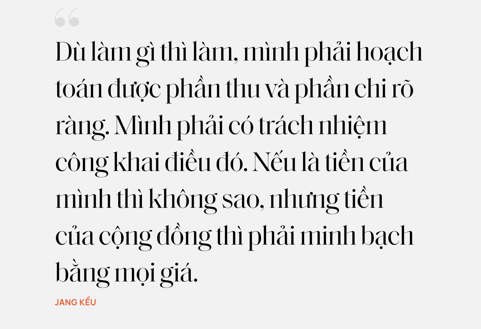 """Jang Kều, người phụ nữ đứng đằng sau dự án Nhà Chống Lũ: Từng từ chối 75 tỷ vì muốn thay đổi tư duy """"cho - nhận"""" trong từ thiện - Ảnh 30."""