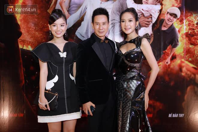 Mạc Văn Khoa xuất hiện ngọt ngào bên vợ mới cưới, bộ đôi Lý Hải - Minh Hà bám nhau tình tứ buổi ra mắt phim Tết Lật Mặt - ảnh 3
