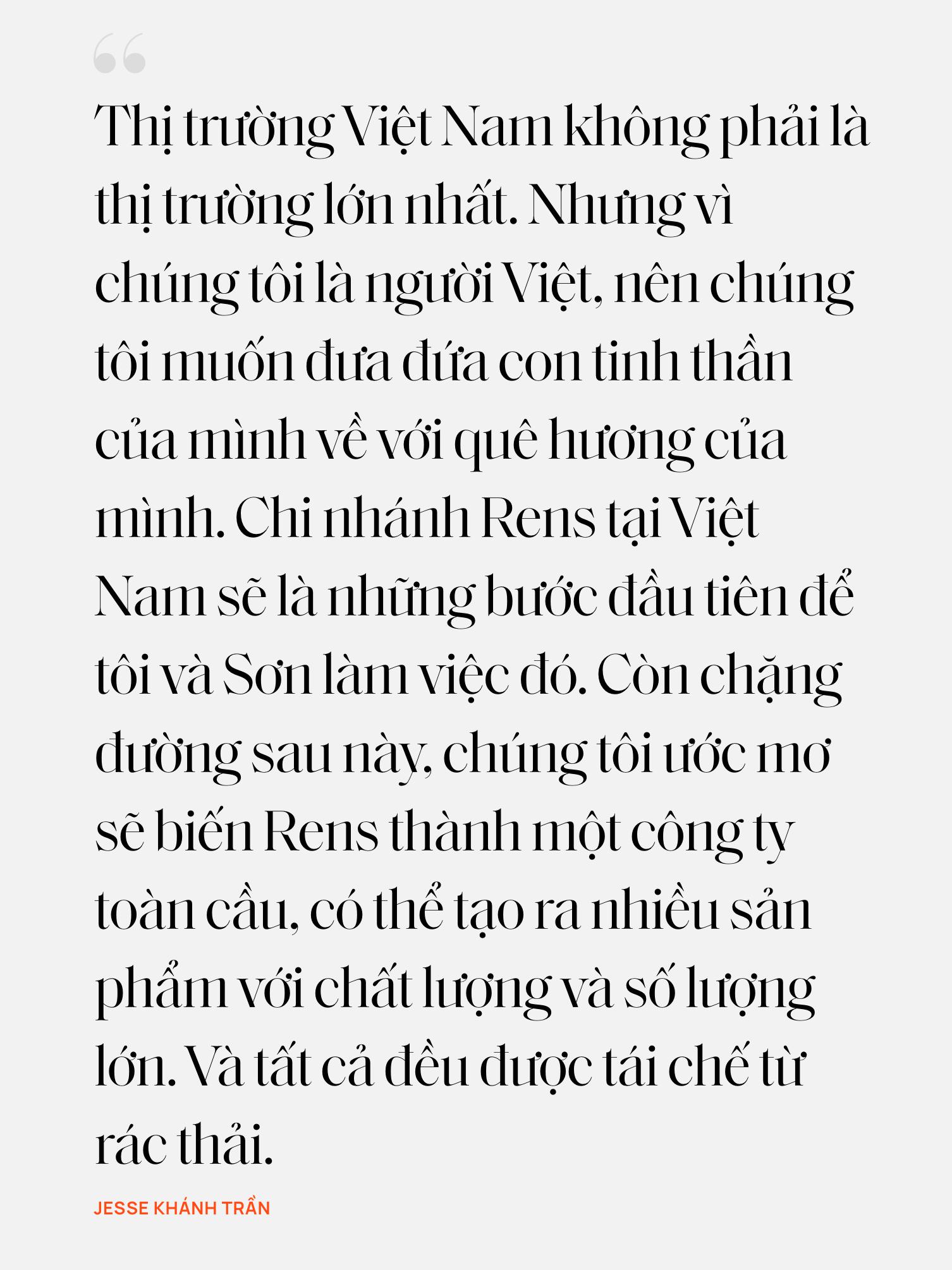 Jesse Khánh Trần và Sơn Chu: Bước ra thế giới với những đôi giày làm từ bã cafe và chai nhựa - Ảnh 20.