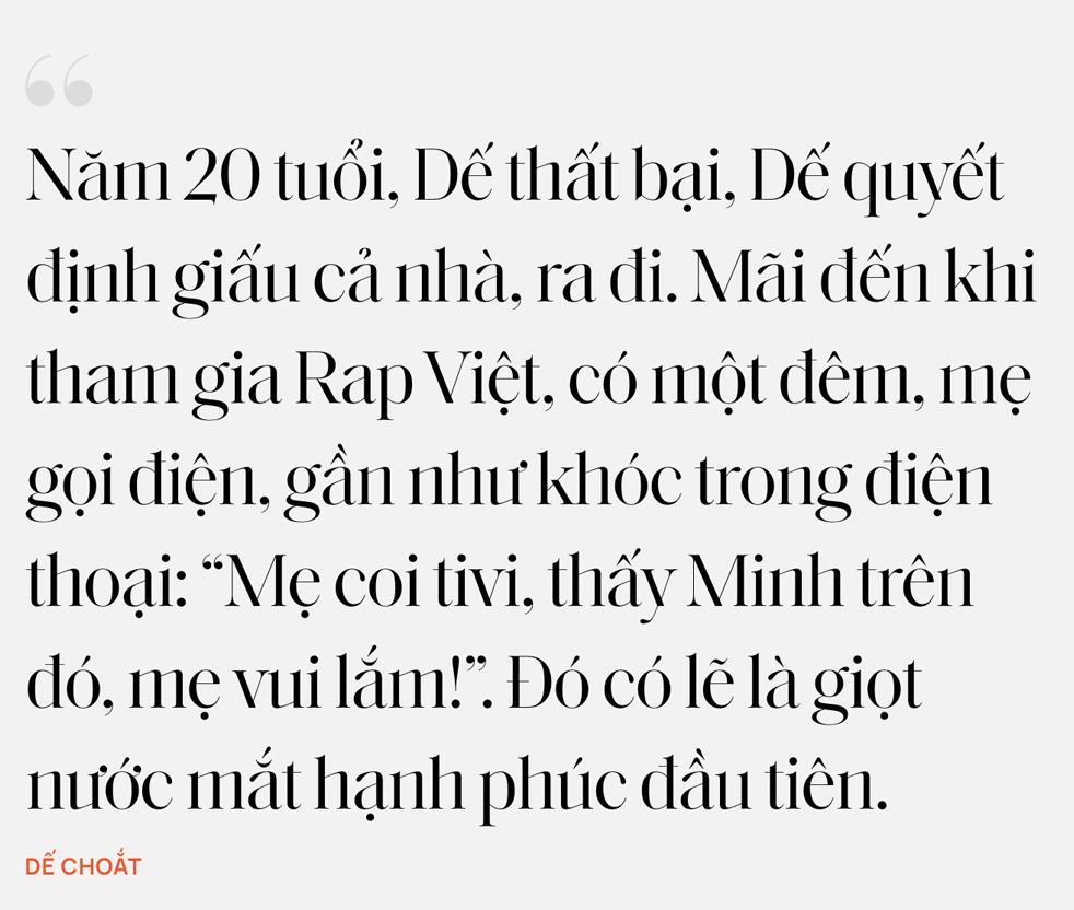 """Nhân duyên tiền định của Dế Choắt và Wowy: """"12 tuổi tôi đã xăm câu hát của thần tượng Wowy lên người"""" - Ảnh 7."""