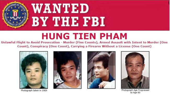 FBI treo thưởng gần 700 triệu đồng cho người cung cấp thông tin về nghi phạm người Việt liên quan vụ thảm sát đẫm máu xảy ra từ 30 năm trước - ảnh 1