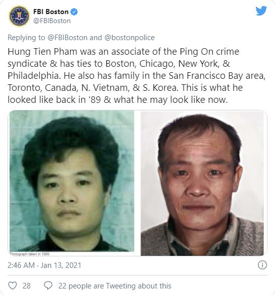 FBI treo thưởng gần 700 triệu đồng cho người cung cấp thông tin về nghi phạm người Việt liên quan vụ thảm sát đẫm máu xảy ra từ 30 năm trước - ảnh 2