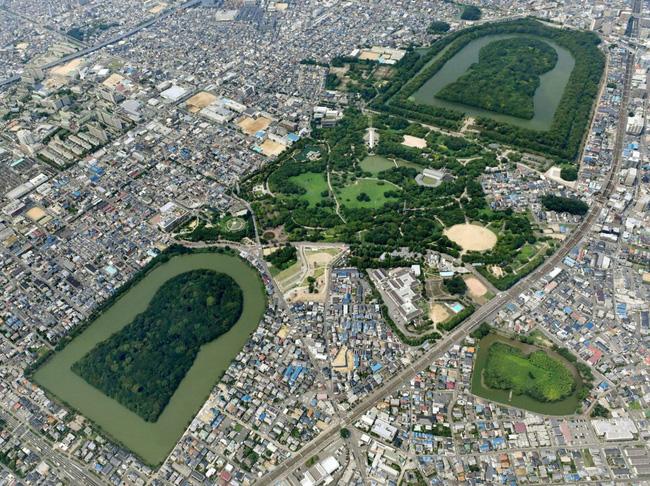 Bí ẩn khu lăng mộ lớn nhất thế giới tại Nhật Bản: Hình thù kỳ lạ, bất khả xâm phạm và là nơi yên nghỉ của Thiên hoàng thần thoại - ảnh 6