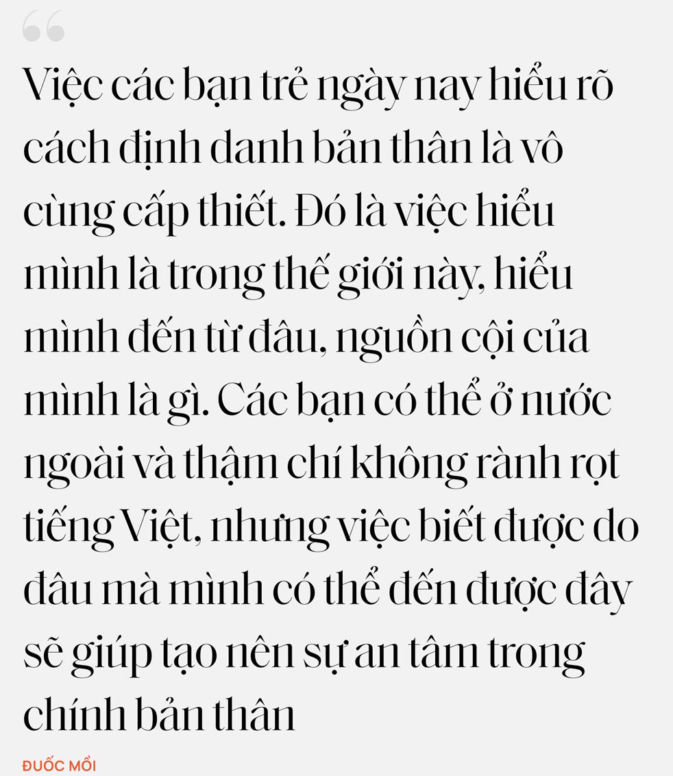 """Nhóm Đuốc Mồi và Việt sử kiêu hùng: """"Nói giới trẻ quay lưng với lịch sử là không đúng, thành công của Bình Ngô Đại Chiến chính là minh chứng"""" - Ảnh 20."""