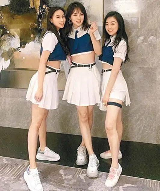 Công chúa Huawei thông báo gia nhập showbiz, dư luận lập tức gọi hồn con gái út Vua sòng bài Macau về hình ảnh Nhóm nữ tỷ đô - Ảnh 3.