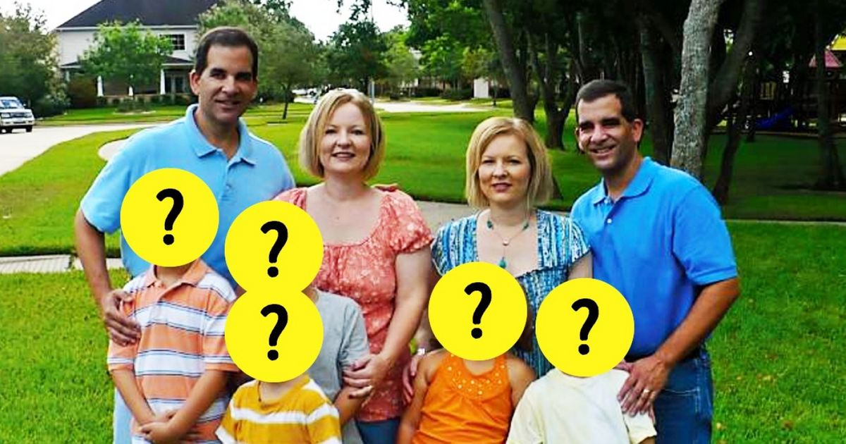 Dựa trên một câu chuyện có thật: Khi anh em sinh đôi cưới chị em song sinh thì con của họ trông sẽ như thế nào? - ảnh 3