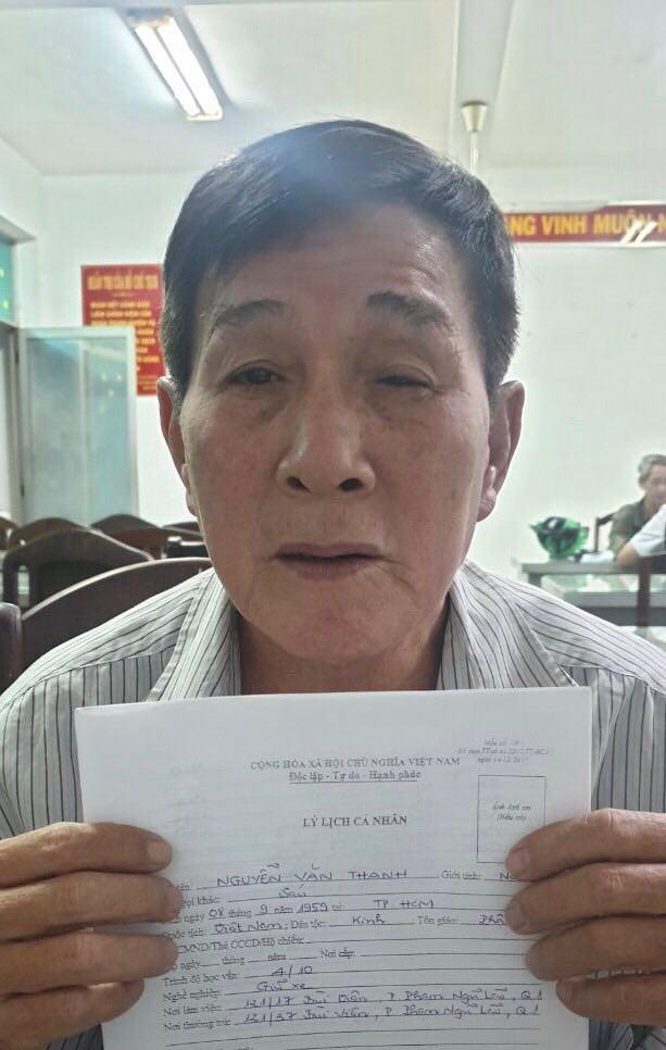 Người đàn ông từng trốn khỏi trại giam, mang 16 tiền án tiền sự cầm đầu sòng bạc ở khu phố Tây Sài Gòn - ảnh 1