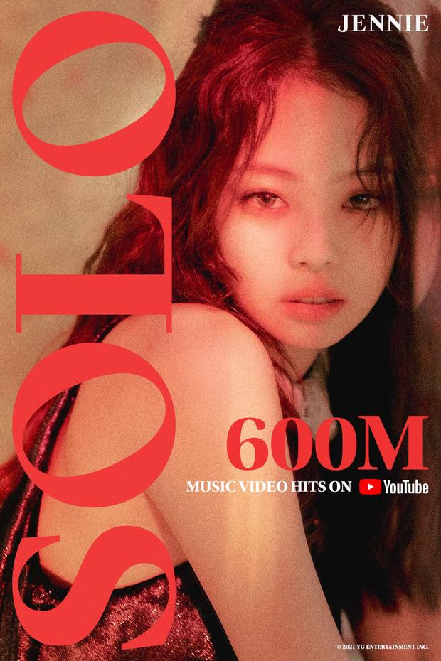 Jennie - báu vật vô giá của YG: Trong BLACKPINK là thành viên đại diện của nhóm, ra solo lại lập kỷ lục lịch sử - ảnh 3