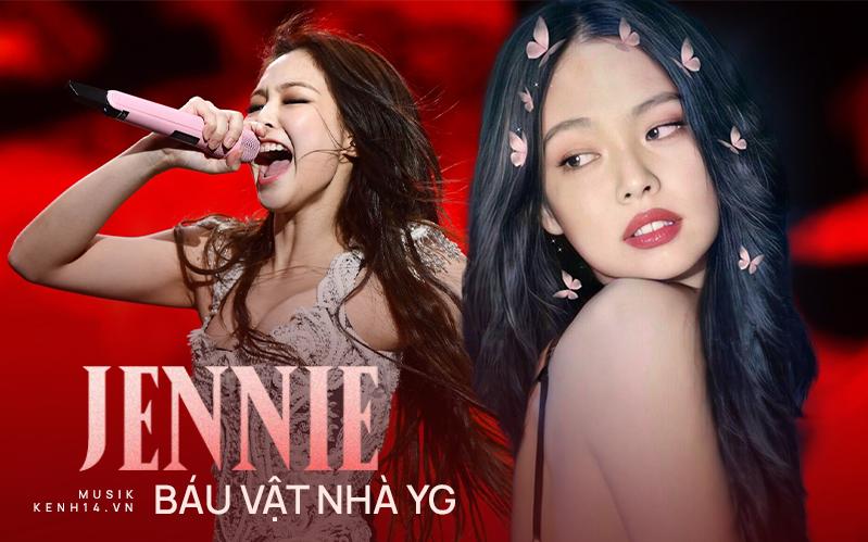 Jennie - báu vật vô giá của YG: Trong BLACKPINK là thành viên đại diện của nhóm, ra solo lại lập kỷ lục lịch sử