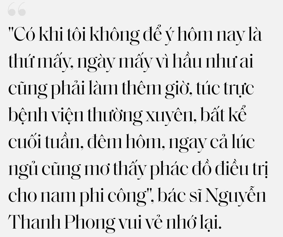 """Ký ức 116 ngày làm nên kỳ tích của nền y học Việt Nam, đưa bệnh nhân 91 nhiễm Covid-19 từ cõi chết trở về: """"Đó là điều đặc biệt nhất trong cuộc đời bác sĩ của chúng tôi"""" - Ảnh 18."""