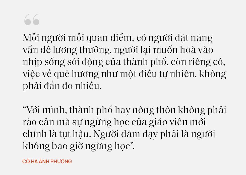"""Cô giáo Việt Nam đầu tiên vào Top 10 giáo viên toàn cầu: """"Thành phố hay nông thôn không phải rào cản, sự ngừng học của giáo viên mới chính là tụt hậu"""" - Ảnh 12."""