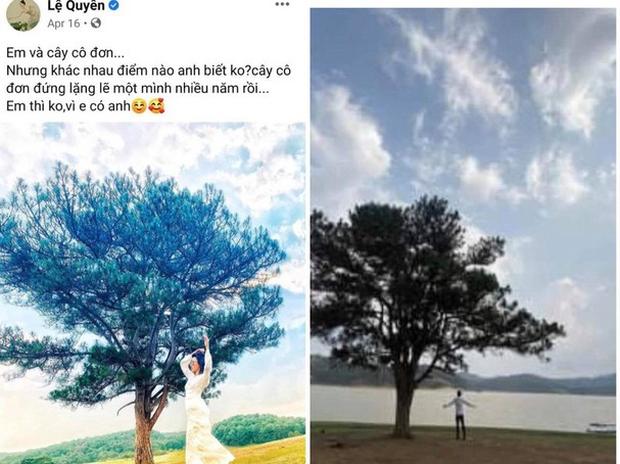 Soi hint hẹn hò của Lệ Quyên và Lâm Bảo Châu: Kè kè như hình với bóng từ đi du lịch đến dự sự kiện, còn rắc thính ngọt lịm trên MXH - ảnh 8