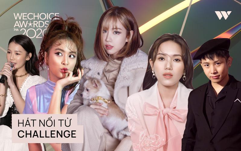 """Khi nghệ sĩ Vpop chơi hát nối từ: Hoàng Thuỳ Linh, Min, Only C, Ricky Star mang đến loạt hit bất hủ; riêng Thuỳ Chi """"bắt trend"""" cực mạnh"""