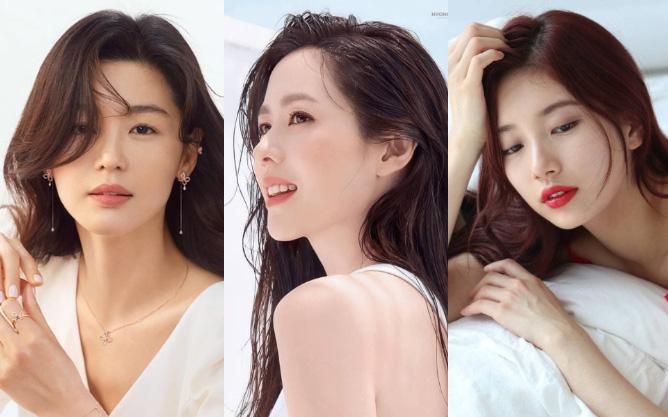 """3 mỹ nhân hiếm hoi được tôn là tình đầu quốc dân xứ Hàn: Nhan sắc huyền thoại, hết """"hốt"""" cả 2 nam thần hot nhất đến lấy công tử tài phiệt"""