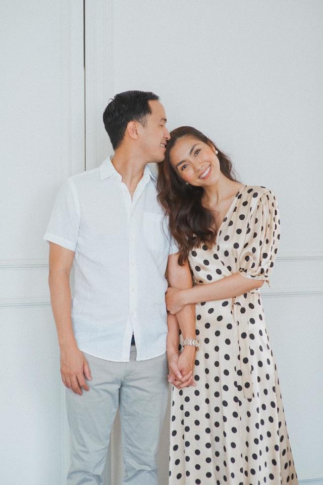 Hà Tăng lại khiến dân tình phát ghen với khoảnh khắc mừng sinh nhật Louis Nguyễn, gần 1 thập kỷ mà mãi như vợ chồng son - ảnh 4