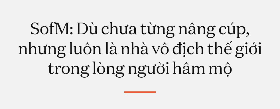 SofM: Vua trò chơi, niềm tự hào, ngôi sao rực rỡ nhất của nền eSports Việt - Ảnh 1.