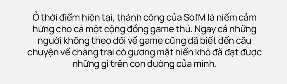 SofM: Vua trò chơi, niềm tự hào, ngôi sao rực rỡ nhất của nền eSports Việt - Ảnh 2.