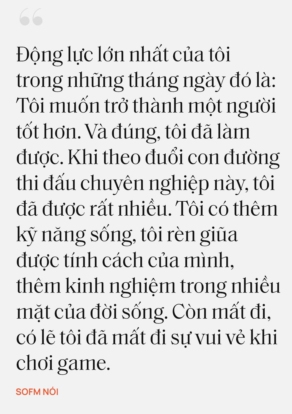 SofM: Vua trò chơi, niềm tự hào, ngôi sao rực rỡ nhất của nền eSports Việt - Ảnh 11.