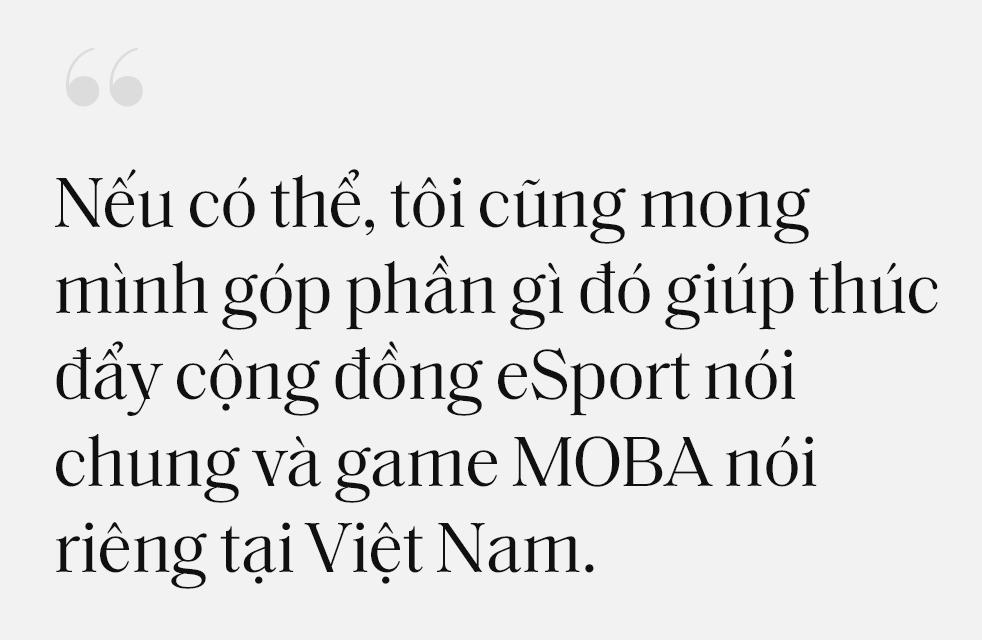 SofM: Vua trò chơi, niềm tự hào, ngôi sao rực rỡ nhất của nền eSports Việt - Ảnh 16.