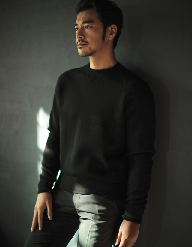 Không phải Song Joong Ki hay Hyun Bin, mỹ nam lai hai dòng máu này mới là người từng khiến Song Hye Kyo phải thốt lên 4 từ: Hình mẫu lý tưởng - ảnh 2