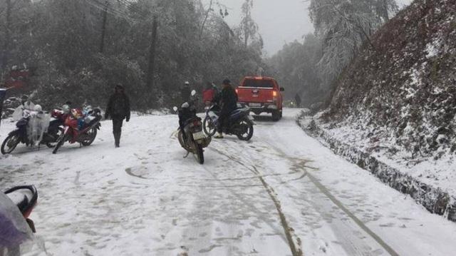 Các phương án đối phó với rét đậm, rét hại và băng tuyết - ảnh 4