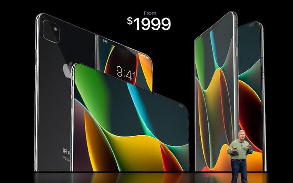 Apple sẽ ra mắt iPhone màn hình gập trong năm nay?