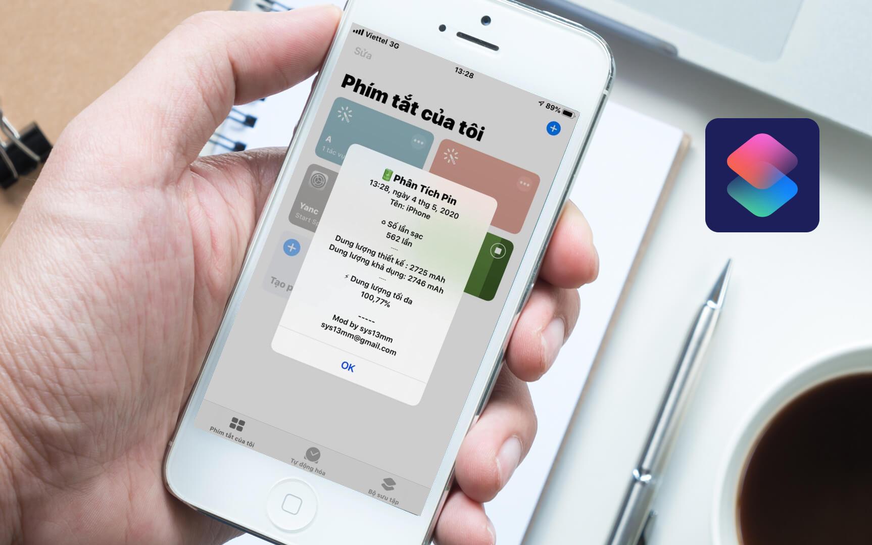 Mẹo hay để xem số lần sạc pin iPhone cực nhanh, bấm phát biết luôn