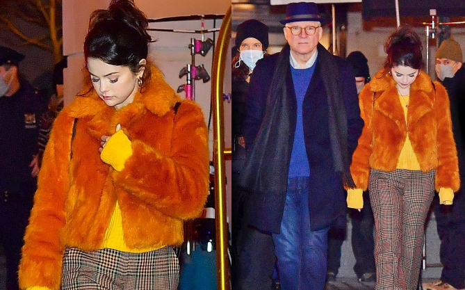 Selena Gomez đẹp đến mức nào? Nhìn loạt ảnh đi đường sương sương và bị paparazzi chiếu đèn flash thẳng vào mặt là đủ hiểu!