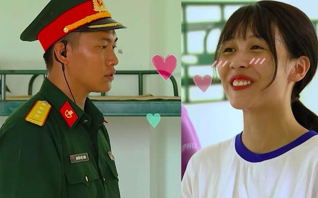 Thuyền lại ra khơi: Netizen phát hiện Hậu Hoàng & Mũi trưởng Long... diện chung 1 chiếc áo - ảnh 1