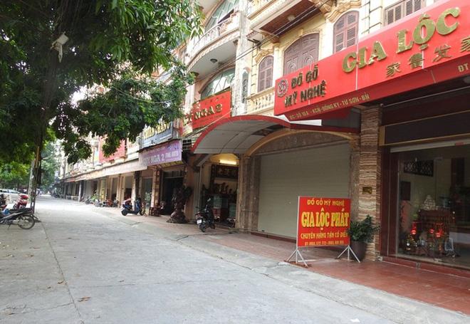 Xót xa với cảnh hoang tàn, ảm đạm của những làng, xã từng giàu nhất Việt Nam - ảnh 1