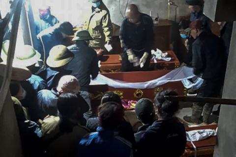 Nỗi xót xa trong vụ 3 cha con tử vong trên giường ở Phú Thọ: Hình ảnh đau lòng ám ảnh tâm trí ông nội, án mạng được chuẩn bị từ trước - ảnh 1