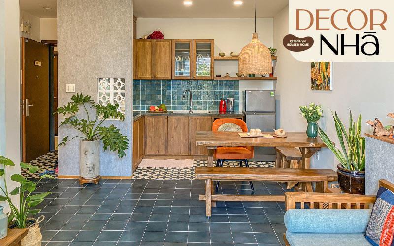 Decor theo style Indochine, căn nhà của nữ kiến trúc sư đẹp hết nấc, hoá ra chi phí đến nửa tỷ đồng