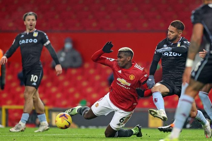 Bruno Fernandes và Pogba tỏa sáng giúp MU bằng điểm đội đầu bảng Liverpool - Ảnh 7.