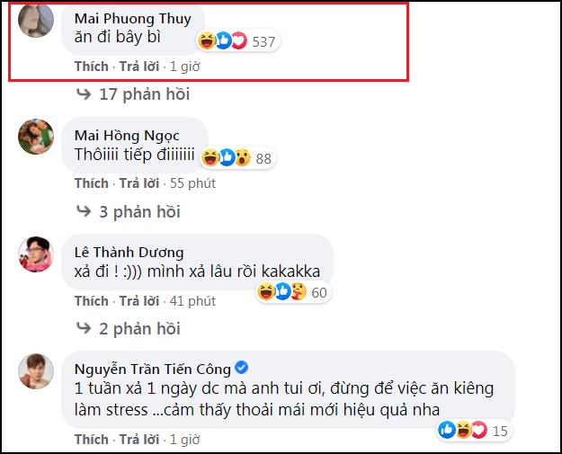 Noo vừa xác nhận gọi là vợ chồng, Mai Phương Thuý liền lộ cả cách xưng hô bất bình thường với chàng ta - ảnh 2