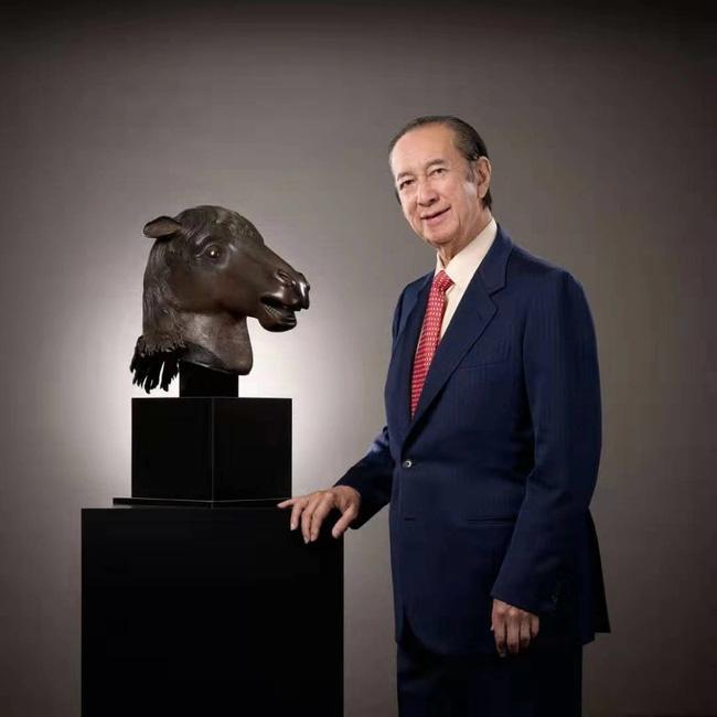 Hà Siêu Quỳnh và bà Tư thực hiện di nguyện của Vua sòng bài Macau, mang tượng đồng đầu ngựa 202 tỷ đồng hồi hương sau 160 năm - ảnh 1