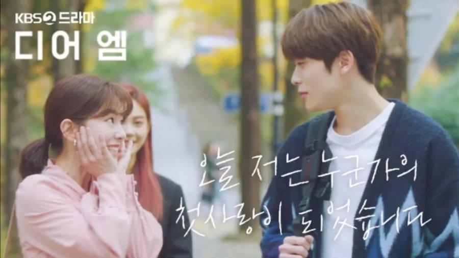 NCT Jaehyun nắm tay bạn diễn tình tứ ở hậu trường Dear.M, nhìn mà tưởng bị khui hẹn hò cơ! - Ảnh 6.
