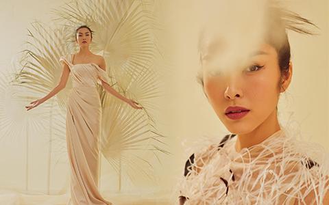 """Mãn nhãn bộ ảnh """"full HD"""" của Hà Tăng: Đúng là mẹ 2 con đẹp nhất nhì Vbiz, spotlight là màn lộ vòng 1 gợi cảm hiếm hoi"""