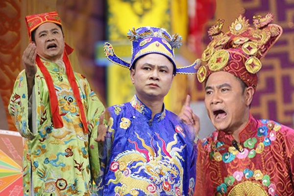 Dàn nghệ sĩ Táo Quân có tận 2 Giám đốc và 2 Phó giám đốc nhà hát - ảnh 2