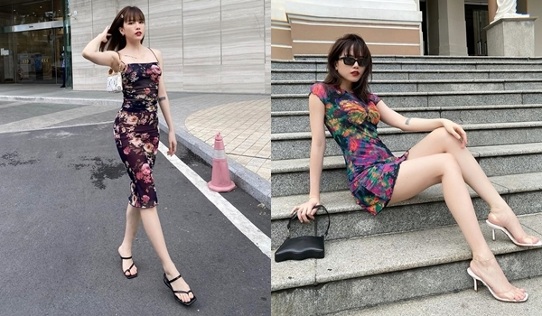 Soi tủ đồ của Thiều Bảo Trâm bỗng thấy sự xuất hiện dày đặc của 1 nhãn hàng khiến netizen dậy sóng gần đây - Ảnh 11.