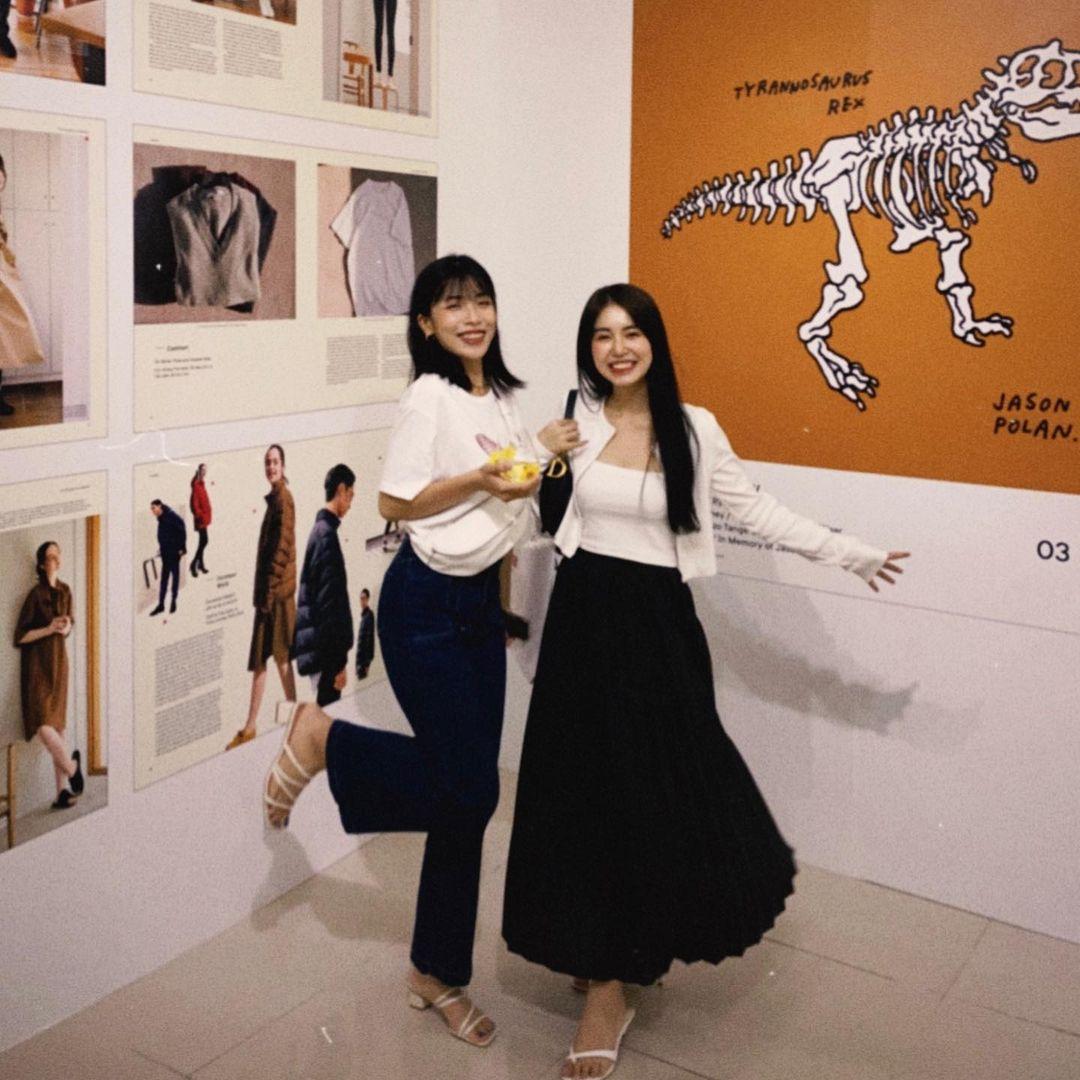 Dàn sao từ Hàn đến Việt đều mê mẩn combo váy áo hack dáng đỉnh cao, khoe eo sexy mà vẫn sang hết nút - Ảnh 8.
