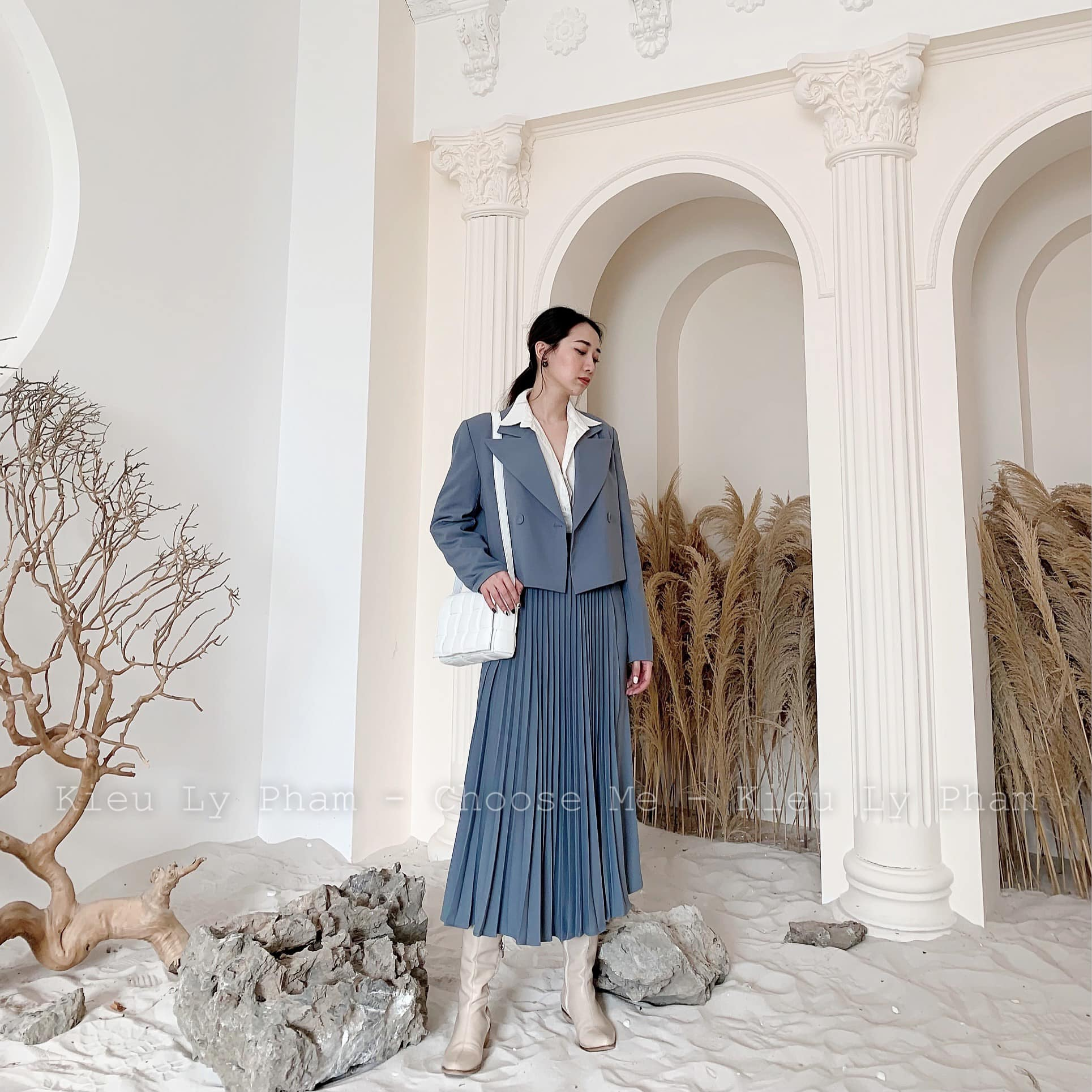 Dàn sao từ Hàn đến Việt đều mê mẩn combo váy áo hack dáng đỉnh cao, khoe eo sexy mà vẫn sang hết nút - Ảnh 9.