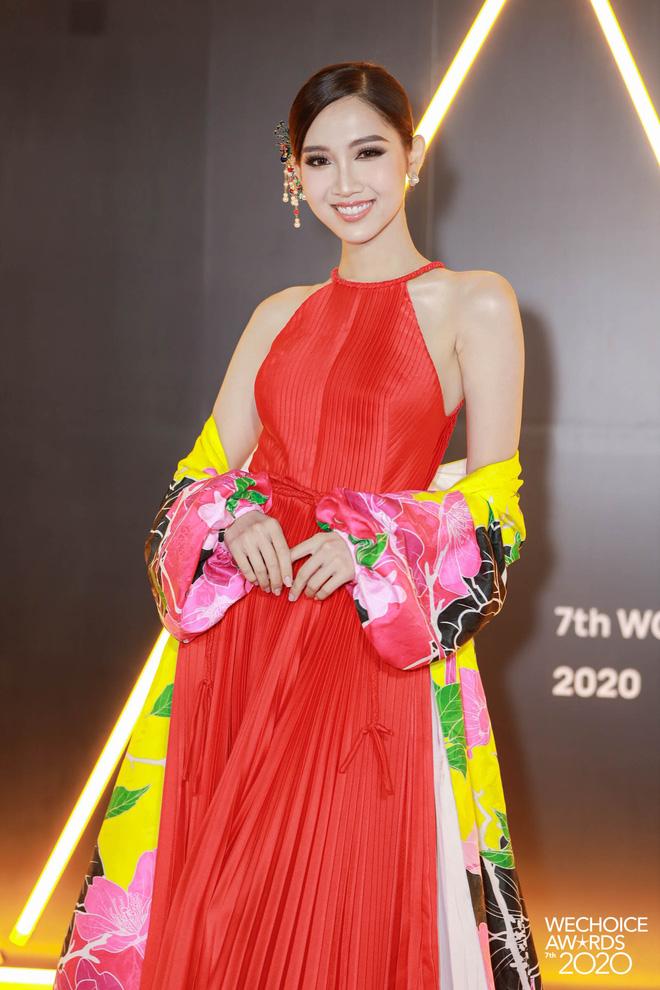 WeChoice 2020 là sự kiện hiếm hoi quy tụ cả quân đoàn Hoa hậu, Á hậu: 2 nàng hậu họ Đỗ điệu đà, H'Hen Niê - Khánh Vân quá bốc lửa - ảnh 17