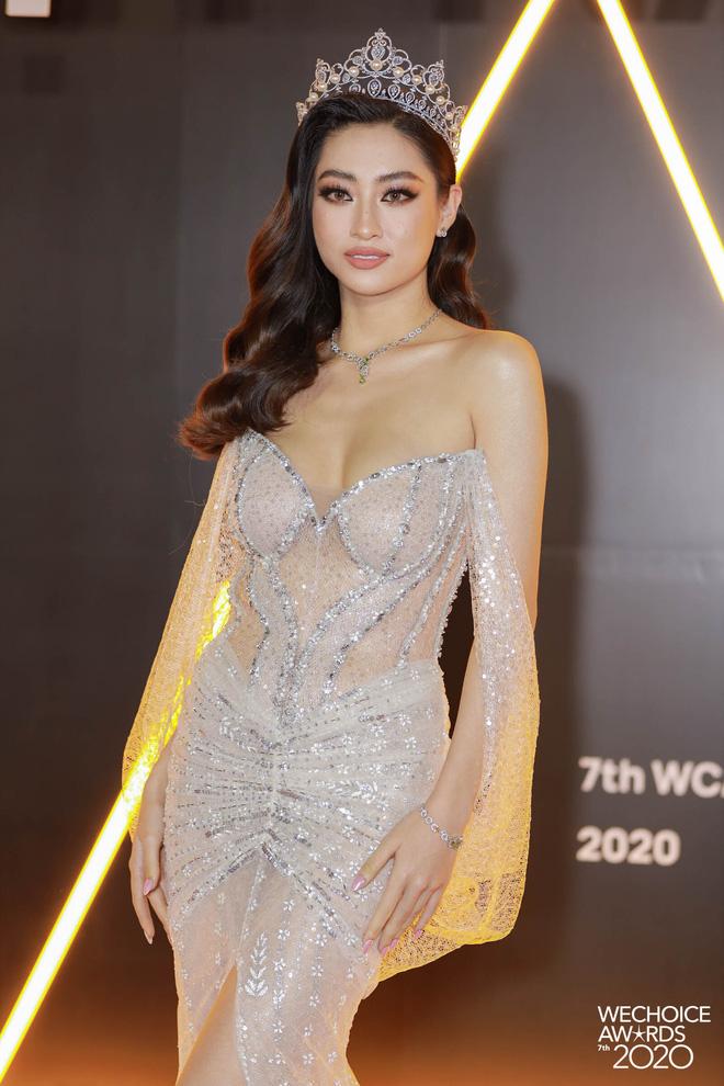 WeChoice 2020 là sự kiện hiếm hoi quy tụ cả quân đoàn Hoa hậu, Á hậu: 2 nàng hậu họ Đỗ điệu đà, H'Hen Niê - Khánh Vân quá bốc lửa - ảnh 3