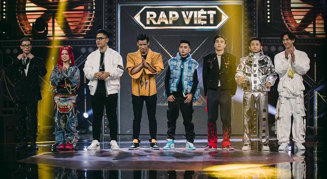 Rap Việt chính thức đạt giải TV Show của năm tại WeChoice Awards 2020! - ảnh 1