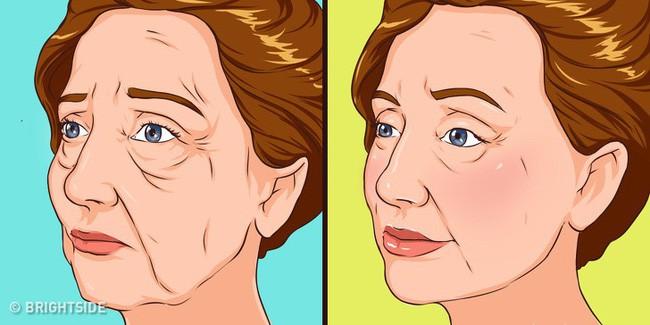 Nữ giới bắt đầu lão hóa sẽ có 3 xệ, 2 to và 1 nặng mùi trên cơ thể, nếu không có cái nào thì bạn vẫn còn trẻ chán! - ảnh 1