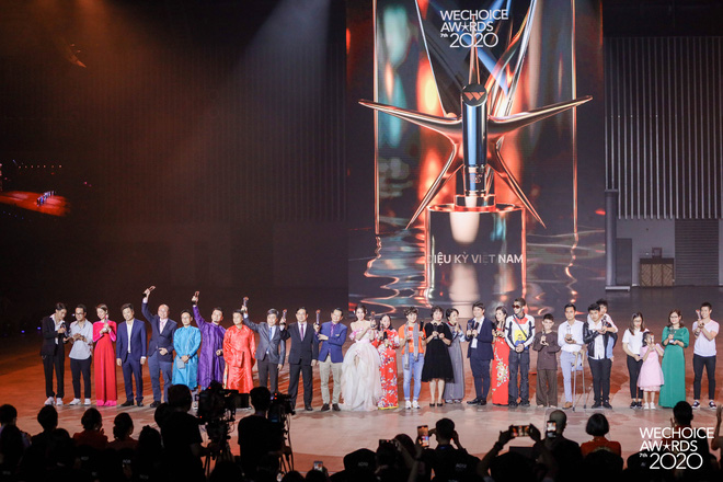 Gala WeChoice Awards 2020: Đêm tôn vinh những điều diệu kỳ Việt Nam! - Ảnh 2.